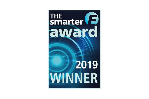"Das intelligente solare Nahwärmenetz »Freiburg--Gutleutmatten« gewann den renommierten Smarter E Award 2019 in der Kategorie ""Outstanding projects""."